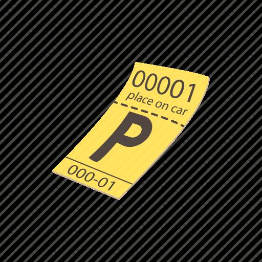 car, card, machine, park, parking, pay, ticket icon