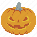 evil, halloween, horror, pumpkin, scary, spooky, vegetable icon