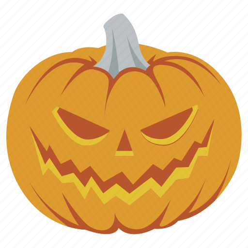 evil, halloween, horror, lantern, pumpkin, scary, vegetable icon