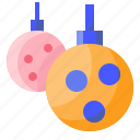 ball, christmas, fun, holiday, party icon