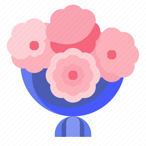 Blossom, bouquet, flower, nature, wedding icon - Download on Iconfinder