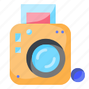 camera, digital, electronics, photo, photograph, picture, technology icon