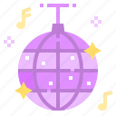 ball, club, decoration, disco, mirror, party