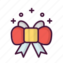 birthday, celebrate, drink, food, music, party, ribbon icon