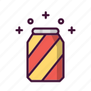 birthday, celebrate, coke, drink, food, music, party icon