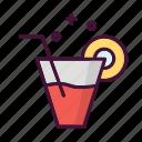 birthday, celebrate, drink, food, lemon, party, tea