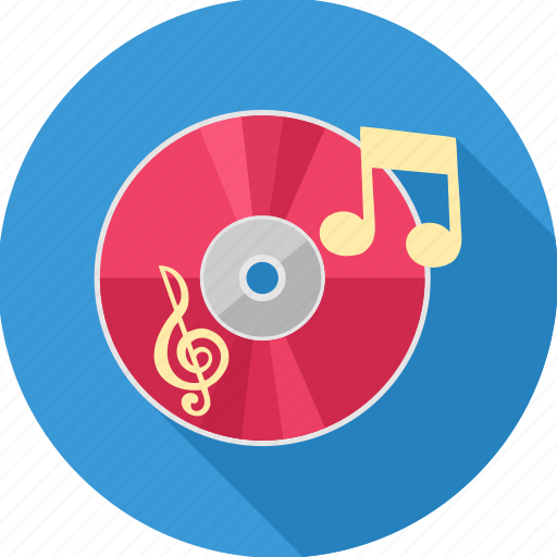 audio, cd, music, musical, node, song, sound icon