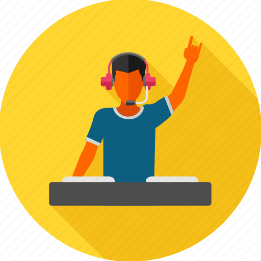 club, dance, dj, dj night, instrument, music, party icon