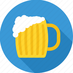 alcohol, beer, cup, drink, glass, mug, wine icon