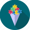 birthday, celebration, decoration, ideas, party icon