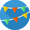birthday, celebration, christmas, decoration, easter, party, xmas icon