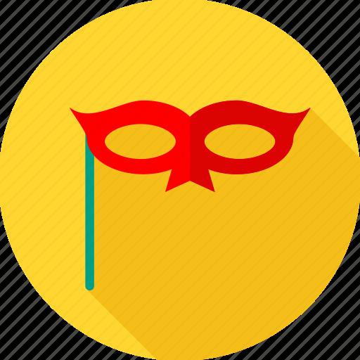carnival, costume, eye, eye mask, mask, party icon