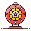 casino, fortune, gambling, prize wheel, roulette wheel, wheel, wheel of fortune