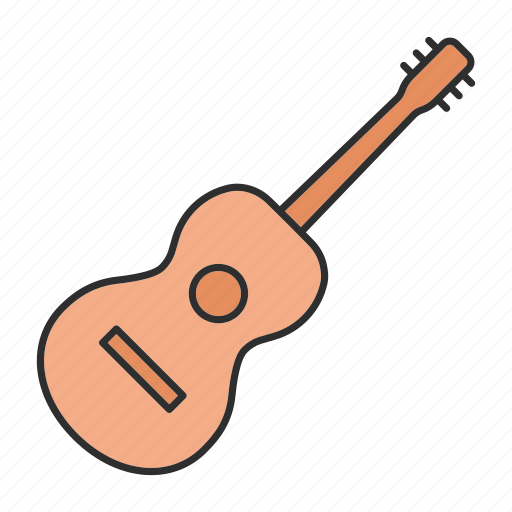 concert, festival, guitar, instrument, music, musical, song icon