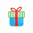 birthday, gift, happy, party icon