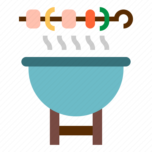 barbeque, bbq, grill, party, smoked icon