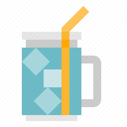beverage, cold, drinks, party, water icon