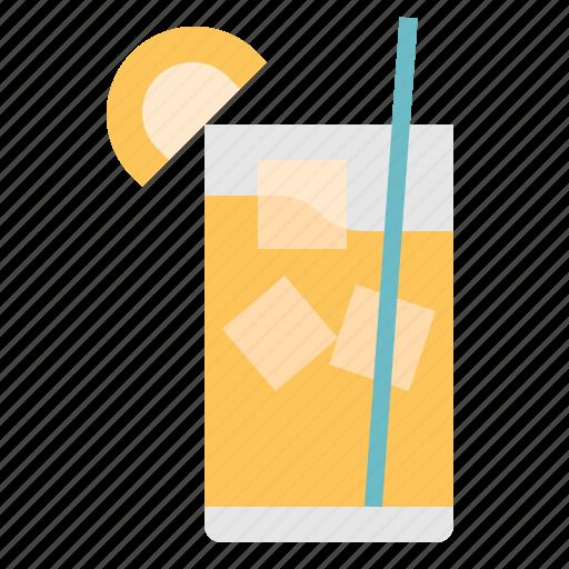 beverage, drink, juice, orange, party icon