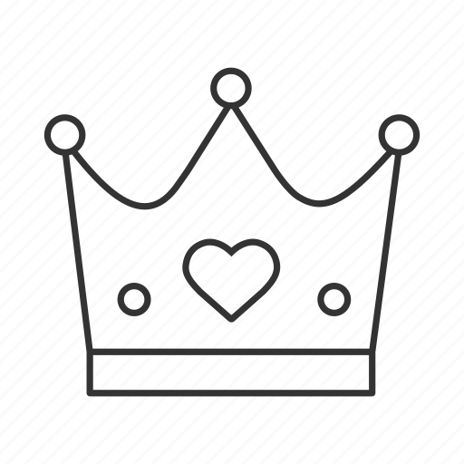 Accessory, crown, king, party, princess, queen, royal icon - Download on Iconfinder