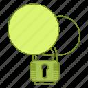 cloud, data, password, protection, security
