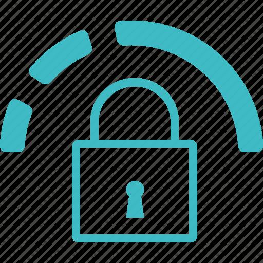 lock, password, security, strong, weak icon