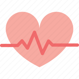 electrocardiography, emergency, hospital, medical, operation, surgery icon