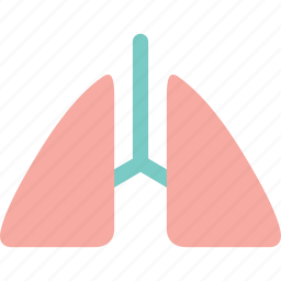 emergency, healthcare, hospital, lung, medical, organ, surgery icon