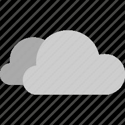 anubarrado, cloud, cloudy, forecast, weather icon