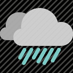 anubarrado, cloud, cloudy, forecast, rain, rainy, weather icon