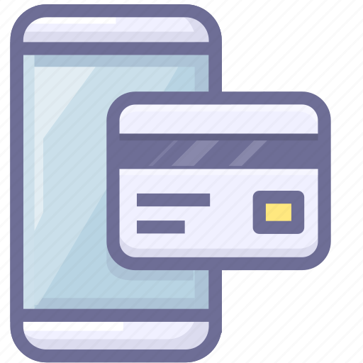 app, mobile, payment icon