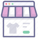 browser, shop, shopping icon