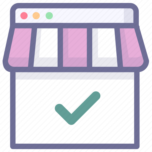 compete shopping, complete purchase, purchase, shopping icon