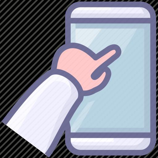 app, mobile, phone icon
