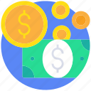 banking, cash, currency, finance, payment icon