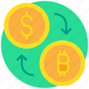 banking, business, currency, exchange, money, payment icon