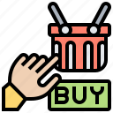 business, buy, finance, purchase, transaction icon