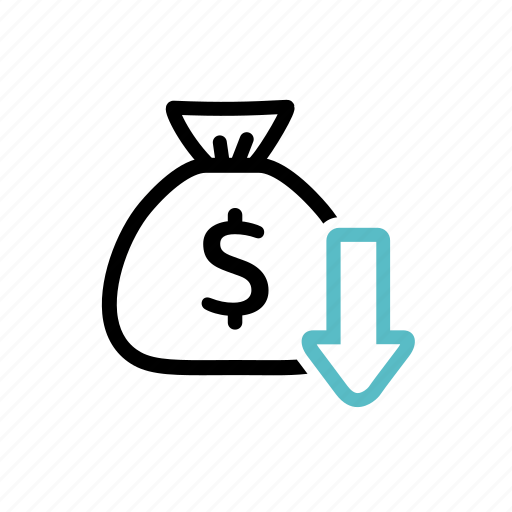account, bank, cash, discount, money, purchase, sale icon