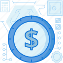 accounting, cash, coin, currency, dollar, finance, payment