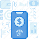 dollar, finance, mobile, money, payment, phone, smartphone