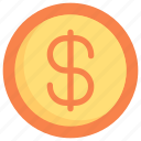 business, currency, dollar coin, economy, finance, money, payment