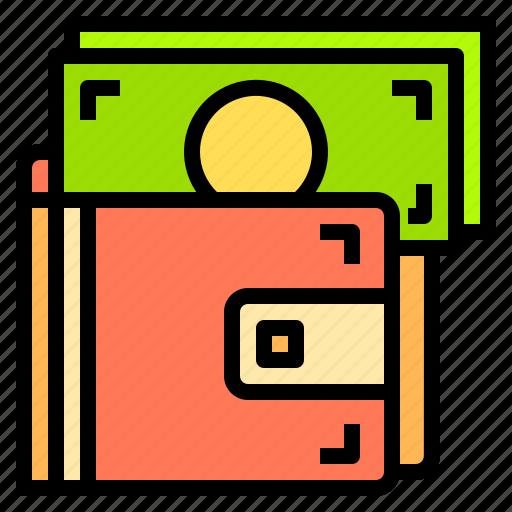 banking, cashier, credit, customer, machine, technology, wallet icon