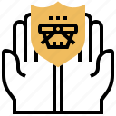 privacy, protection, purchase, safety, security icon