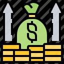 funds, investment, profit, return, saving