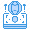 cash, financial, money, payment, transaction, transfer icon