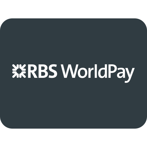 credit, money, online, pay, payments, rbs, worldpay icon