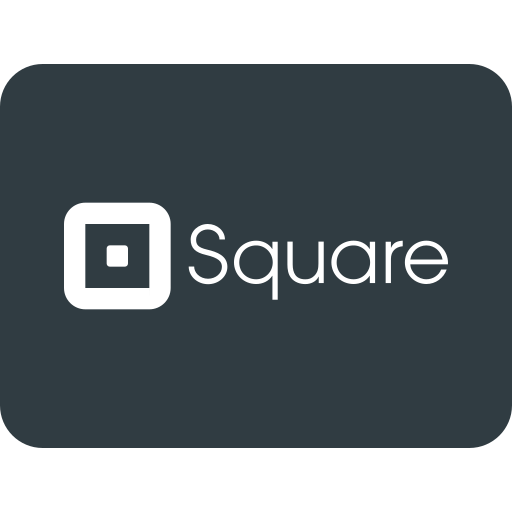 credit, ecommerce, money, pay, payments, send, square icon