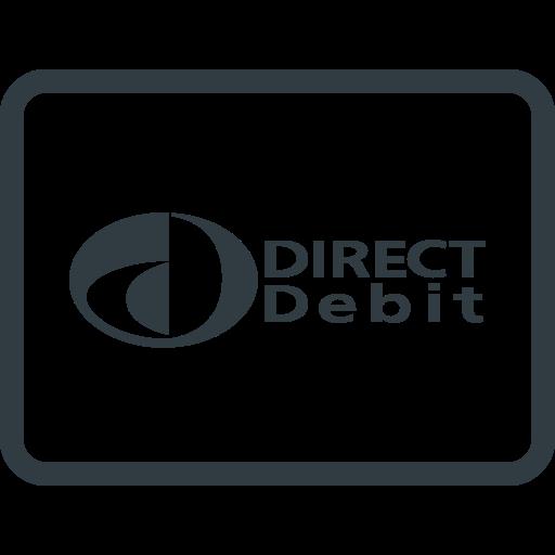 debit, direct, money, online, pay, payments, send icon