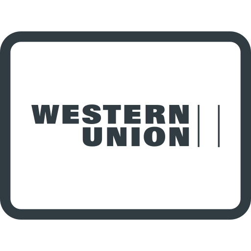 credit, money, online, pay, payments, union, western icon