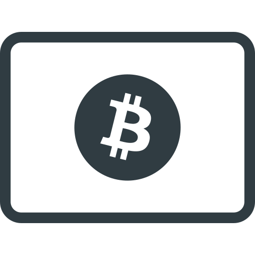 bitcoin, credit, ecommerce, money, online, pay, payments icon