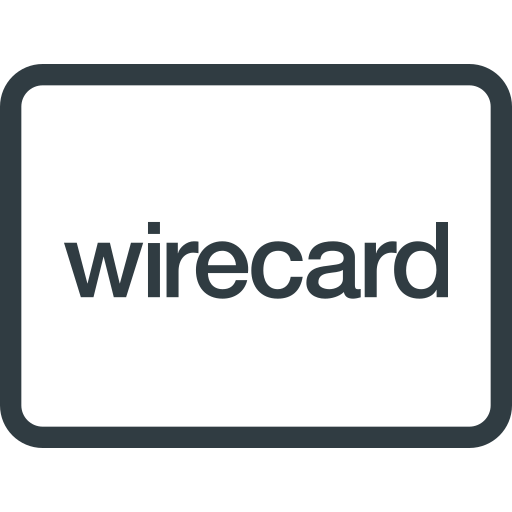 credit, ecommerce, money, online, pay, payments, wirecard icon